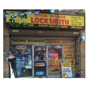 Locksmith store